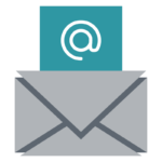 Sendo contact by email